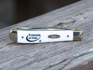 Laser Engraved Folding Pocket Knife
