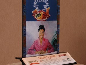 Encapsulated Acrylic Award Plaque